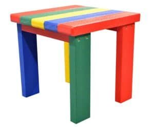 MyCube Multi Coloured Table